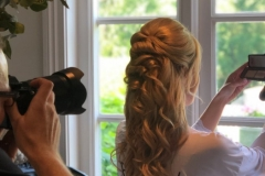 Guy Collier | Bridal Hair Designs | Bridal Hair in Hampshire