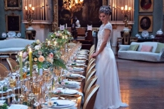 Somerley House - Hampshire Editorial | Bridal Hair Designs | Bridal Hair in Hampshire