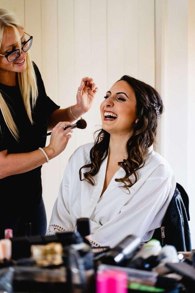 Bridal hair and Make-up by Bridal Hair in Hampshire