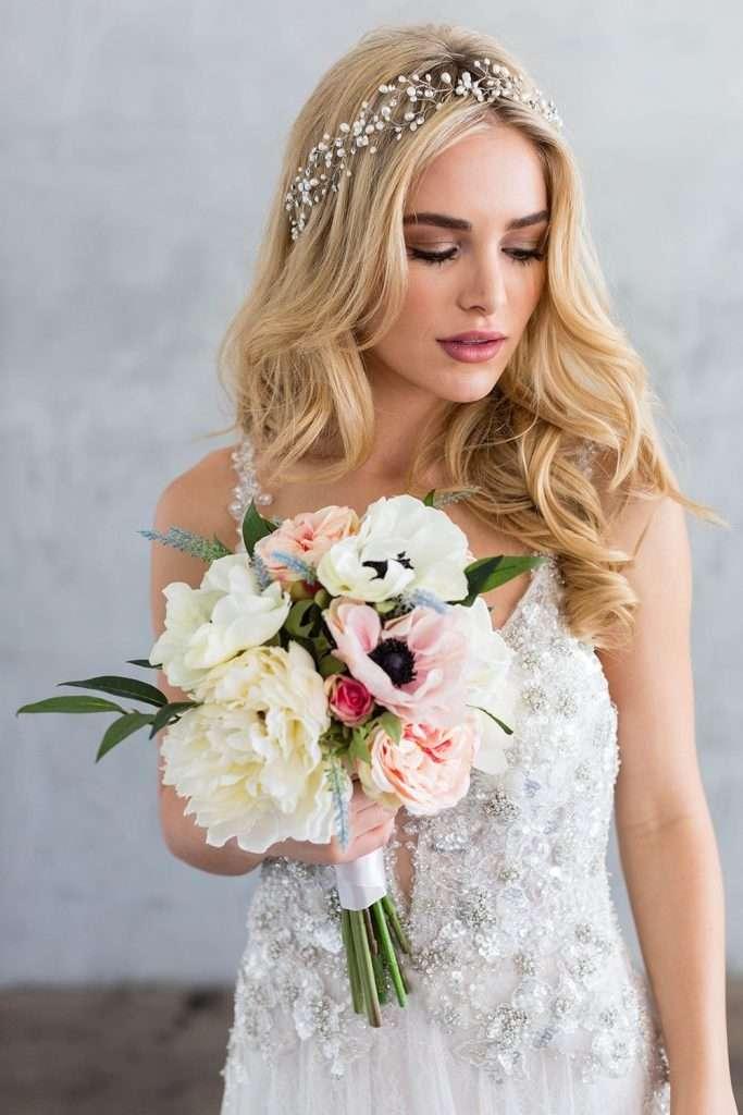 Brides and Hairpins Arabella Halo