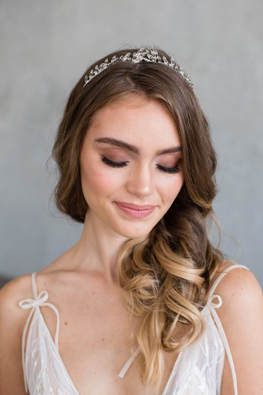Brides and Hairpins Aspen Crown