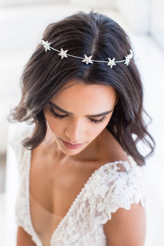 Brides and Hairpins Azreal Crown