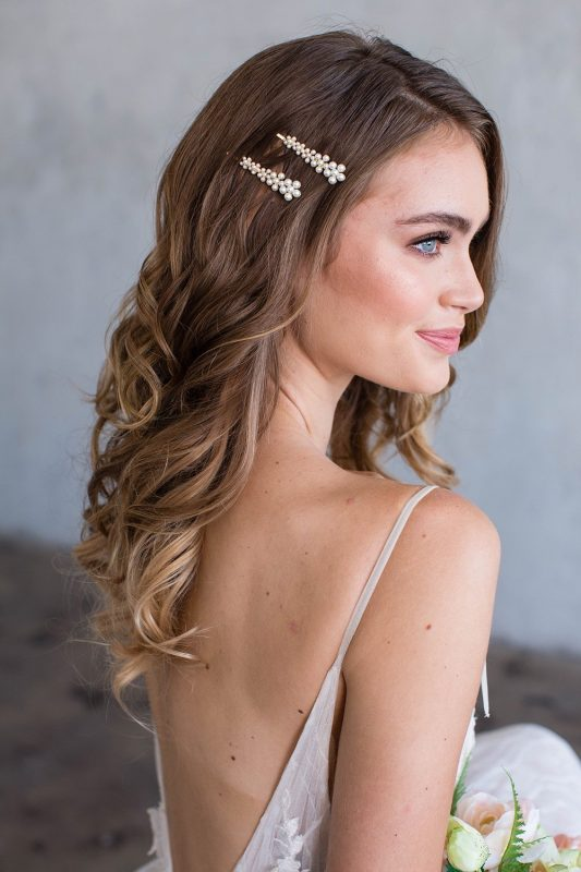 Brides and Hairpins Bessie Bobby Pin