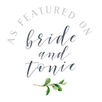 Bridal Hair in Hampshire has been featured on Bride and Tonic wedding blog