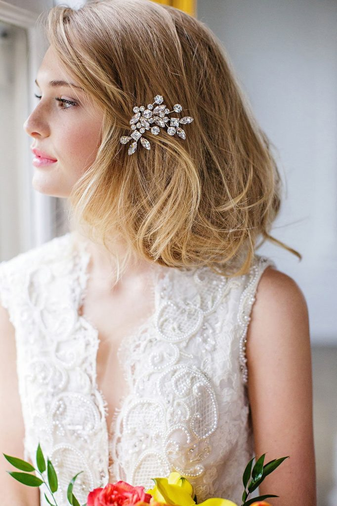 Brides and Hairpins Caprice Comb