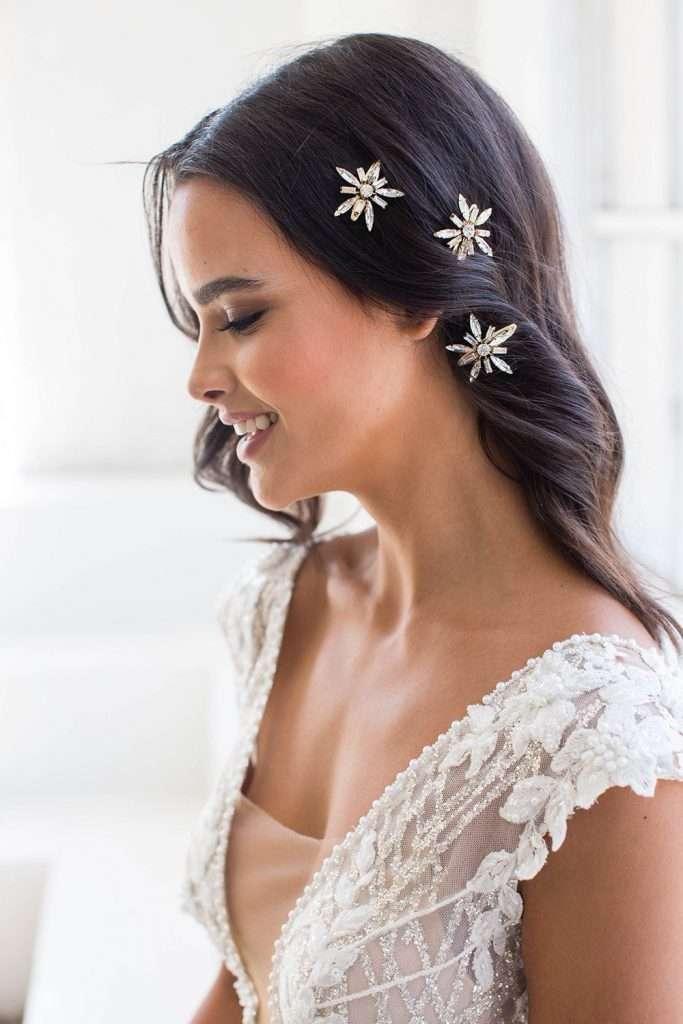 Brides and Hairpins Celestia Clip Set