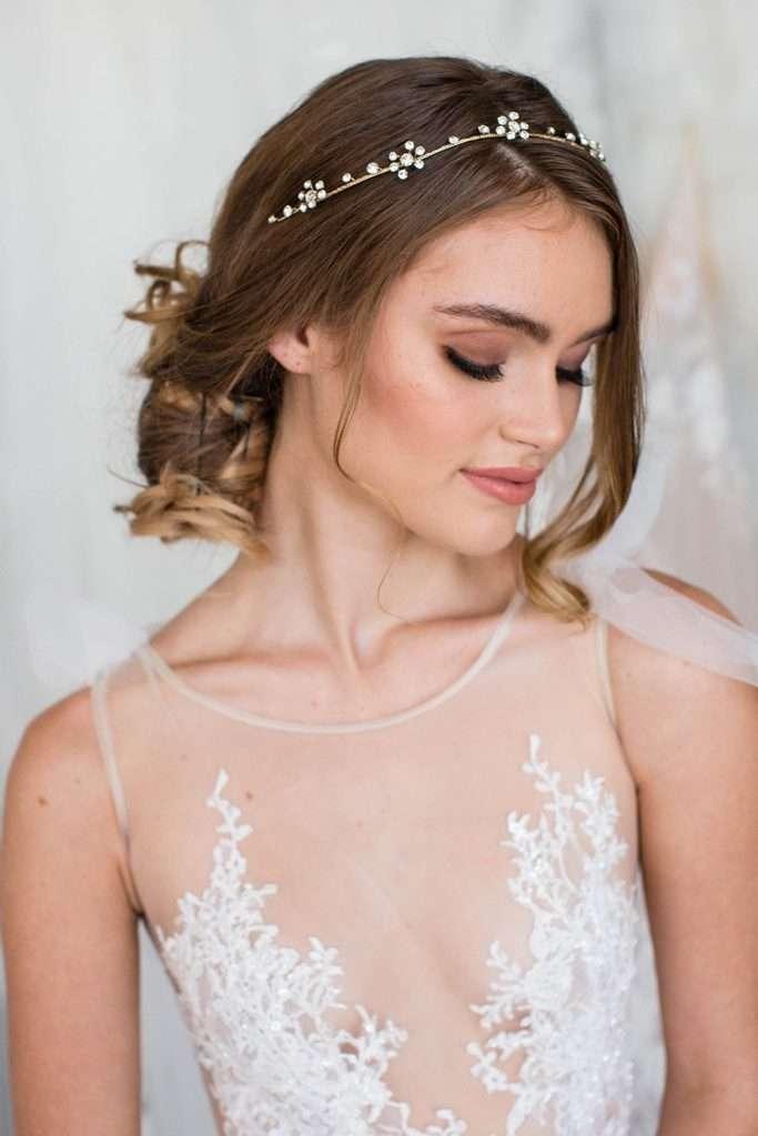 Brides and Hairpins Clementine Headband