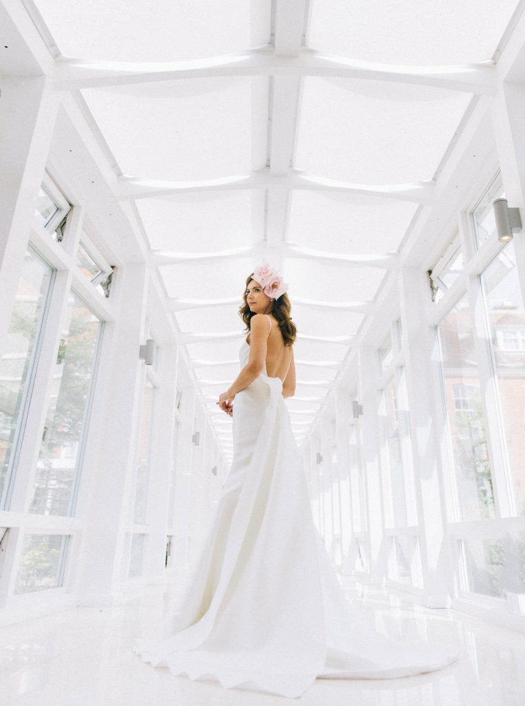 Bridal photoshoot with Cooper Photography