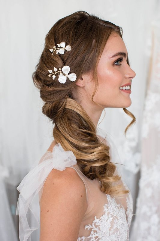 Brides and Hairpins Gabi Comb Set