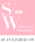 Bridal Hair in Hampshire has been featured on Strictly Weddings