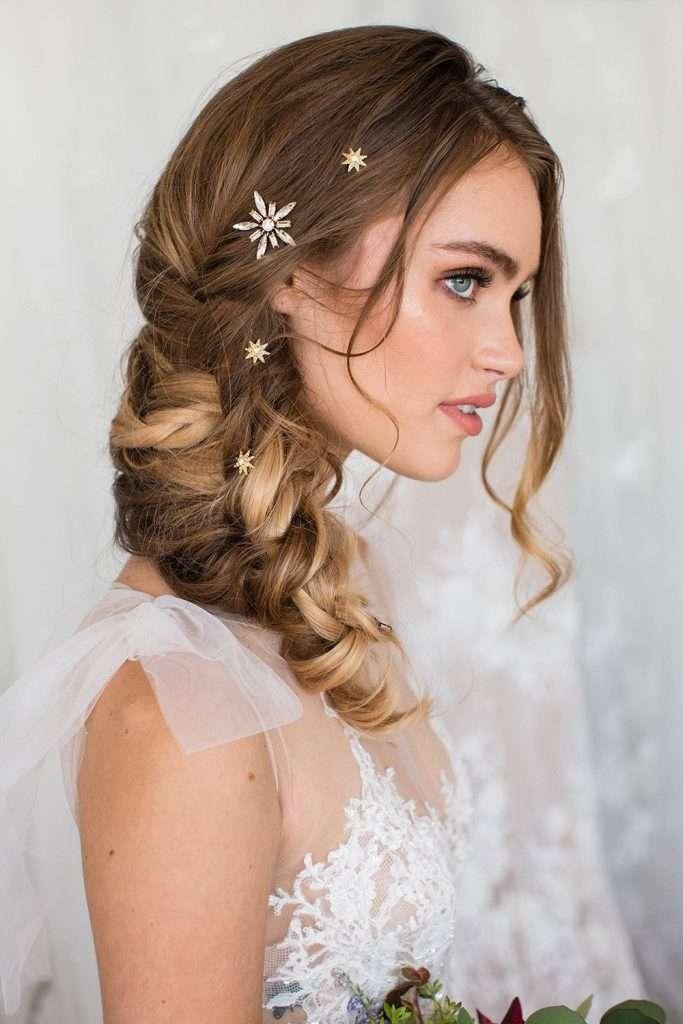 Brides and Hairpins Iro Pin Set