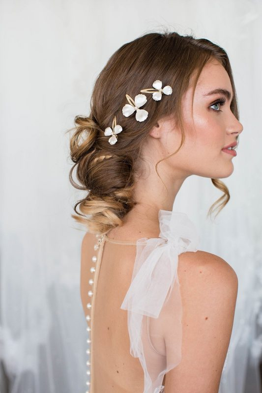 Brides and Hairpins Maren Clip Set