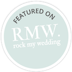 Bridal Hair in Hampshire has been featured on Rock My Wedding