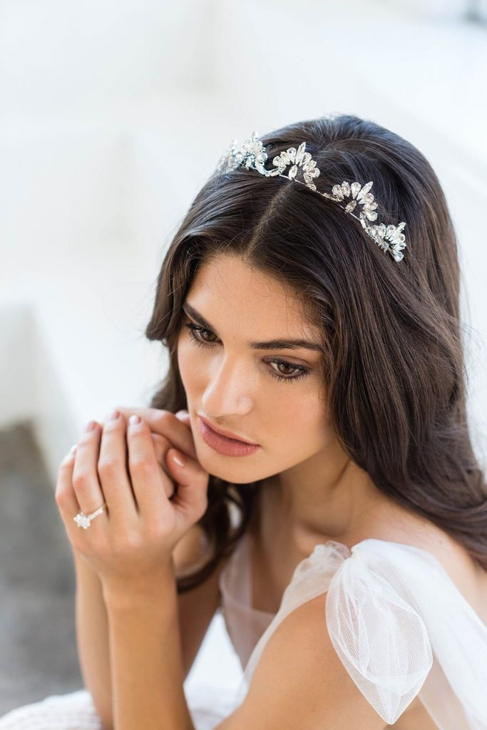 Brides and Hairpins Roma Crown