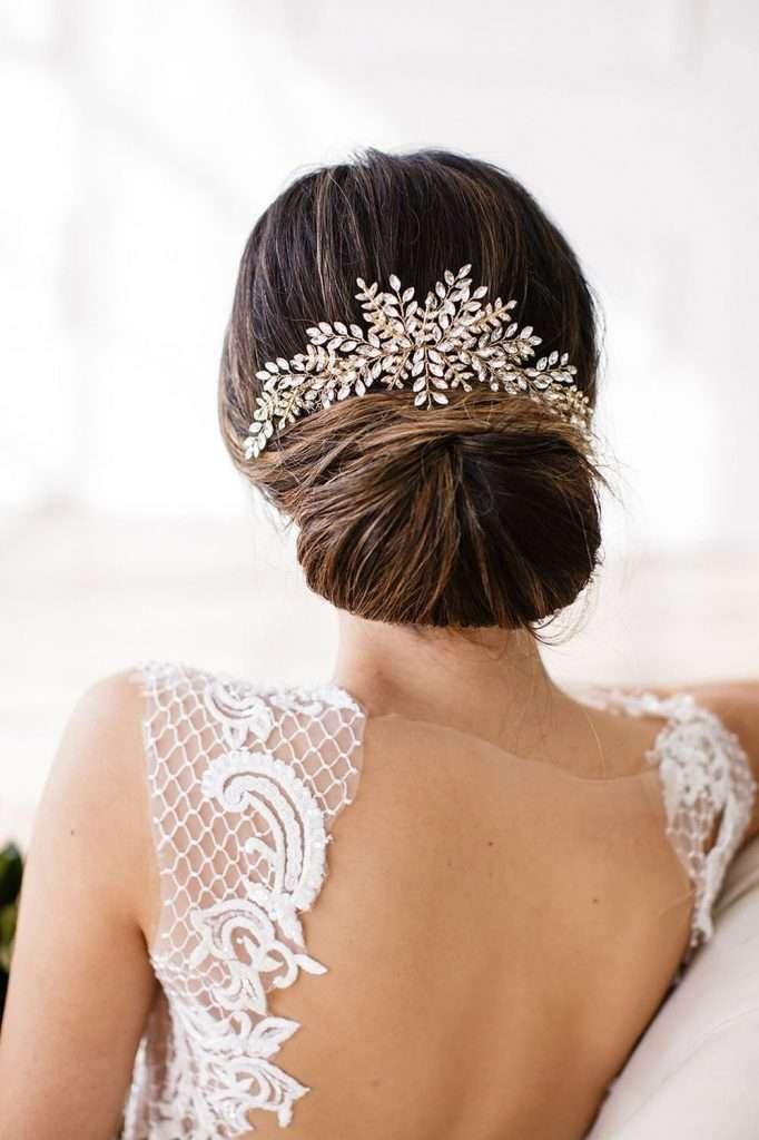 Brides and Hairpins Serena Halo Comb