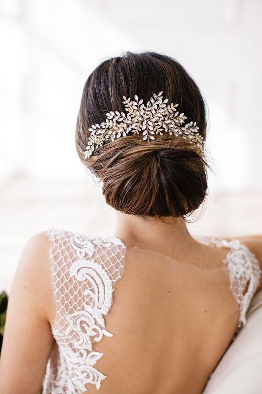 Brides and Hairpins Serena Halo Comb