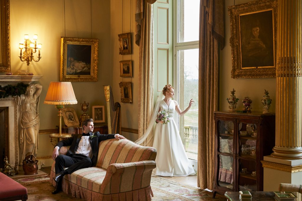 Bridal photoshoot with David Wheeler Photography