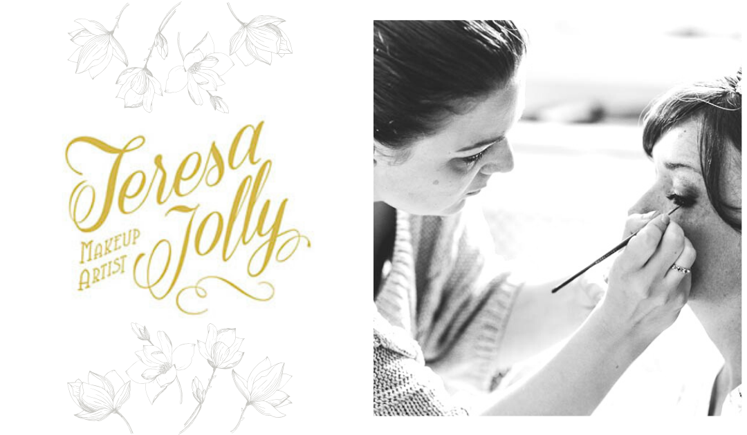 Featured Wedding Supplier: Teresa Jolly Make-Up Artist