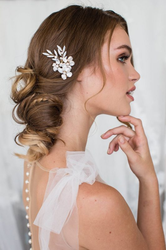 Brides and Hairpins Ulani Clip