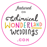 Bridal Hair in Hampshire has been featured on Whimsical Wonderland Weddings