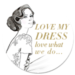 Bridal Hair in Hampshire has been featured on Love My Dress