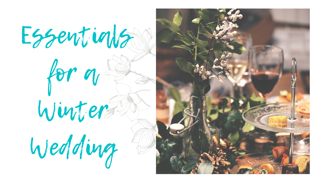 Essential Things to Remember when Planning a Winter Wedding