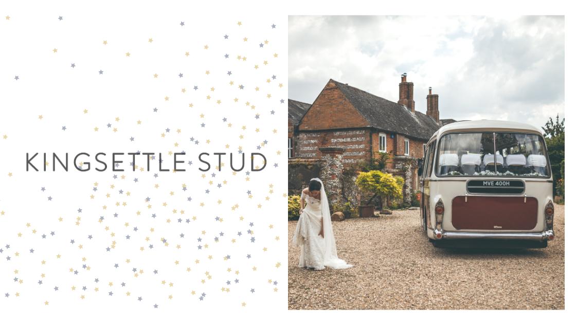 Kingsettle Stud wedding venue blog post