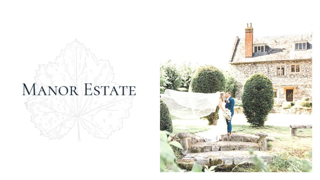 Manor Estate wedding venue blog header