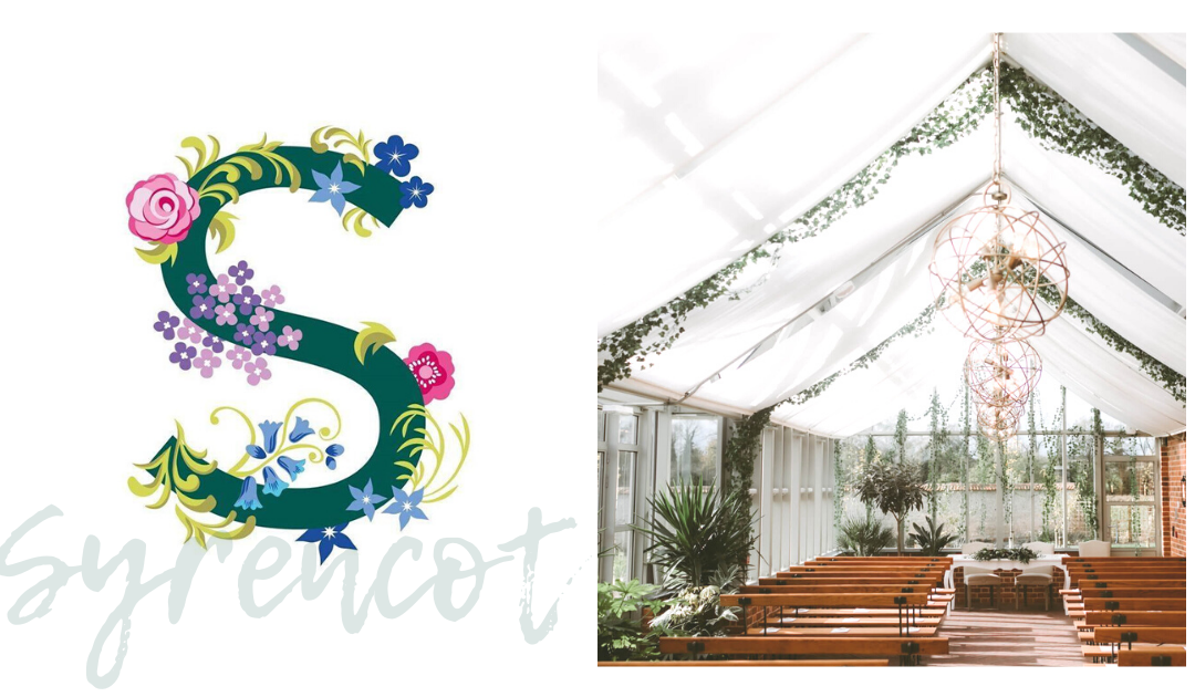 Featured Wedding Supplier: Syrencot