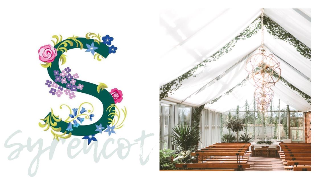 Syrencot wedding venue blog header image