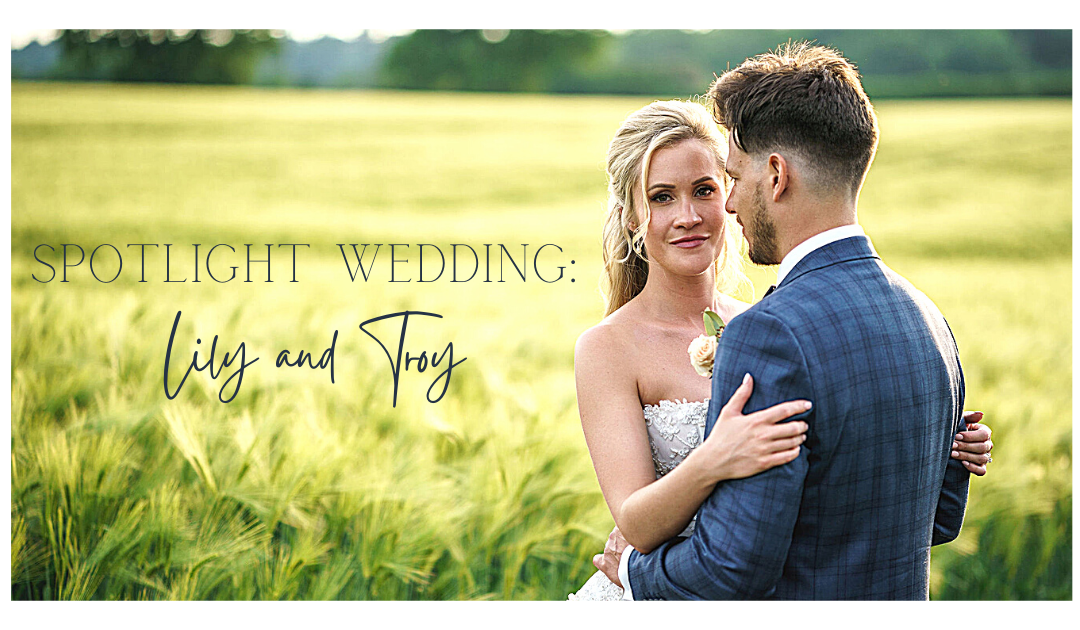 Spotlight Wedding: Lily and Troy