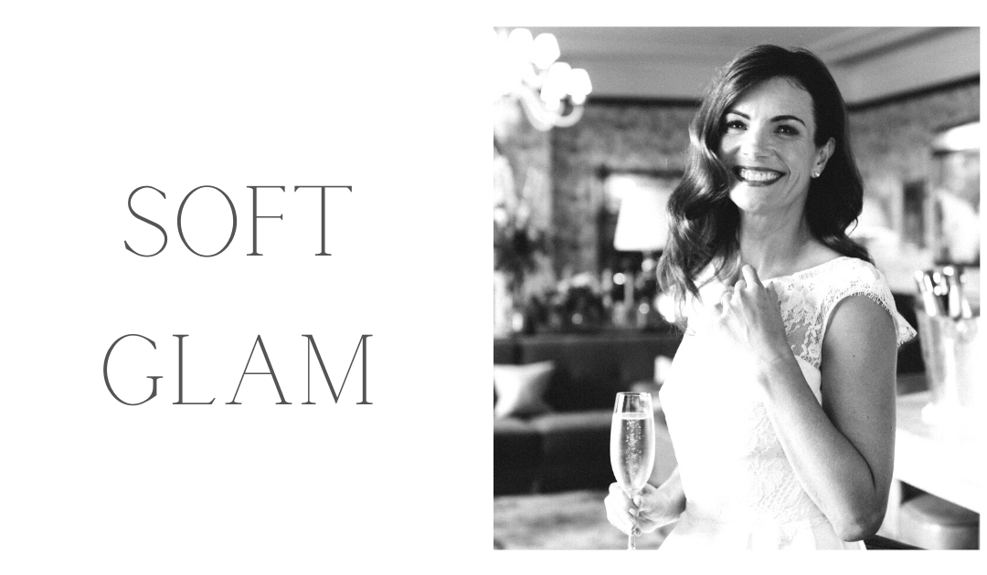 Soft Glam: The Bridal Hairstyle of Your Dreams