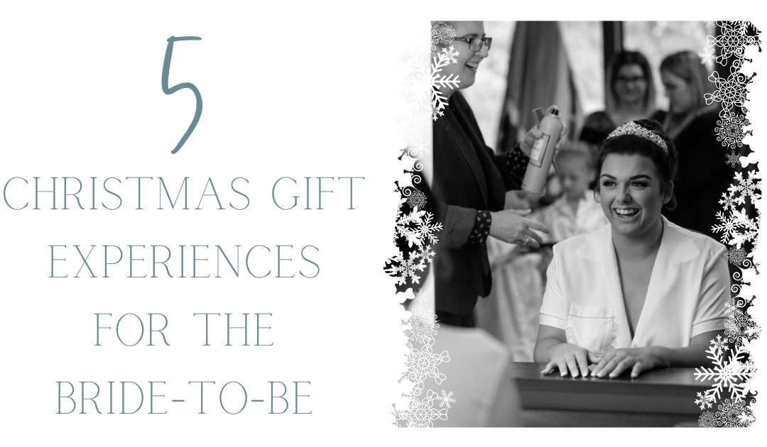 5 Christmas Gift Experience Ideas for the Bride-to-Be