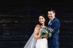 Bridal Hair in Hampshire - Hampshire wedding hairstylist - Hampshire bridal hair - Michelle Crosser Anna and Ben Wedding